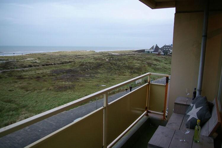 Appartement huren in Noordwijk-aan-Zee -   met wifi  voor 2 personen  Dit vakantieappartement heeft een ..