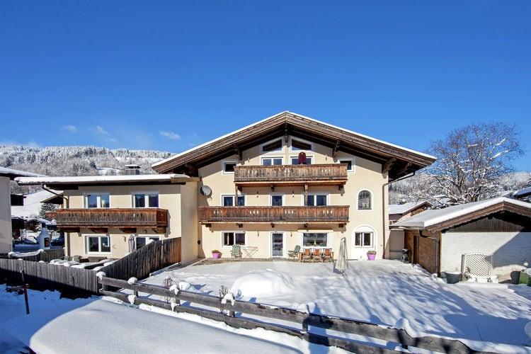 Vakantiehuizen Oostenrijk | Tirol | Appartement te huur in Brixen-im-Thale   met wifi 10 personen
