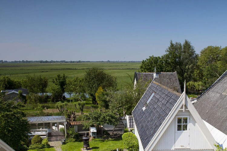 vakantiehuis Nederland, Noord-Holland, Oostwoud vakantiehuis NL-5125-01