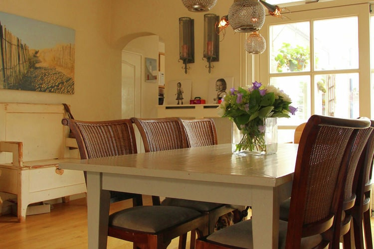 Holland | North Sea Coast North | Holiday home Egmondse Duinen | all year | DiningRoom