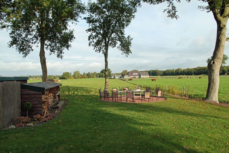 Holland | Gelderland | Holiday home De Hertenhoeve 36 pers | all year | GardenSummer