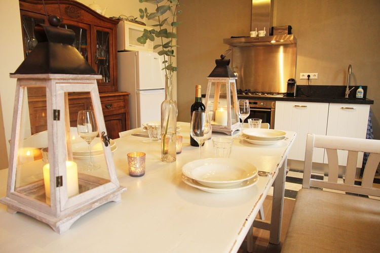 Holland | North Sea Coast South | Holiday home Aan de Lange Dam | all year | DiningRoom