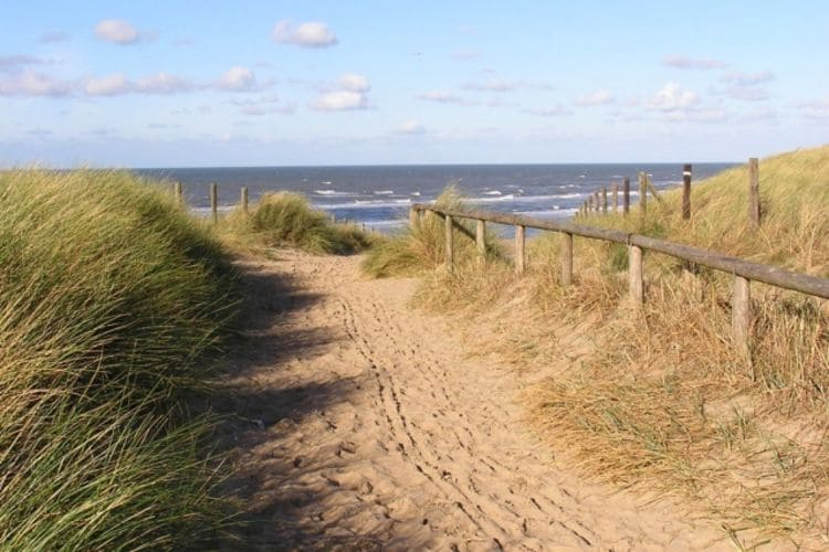 Holland | North Sea Coast South | Holiday home Aan de Lange Dam | all year | AreaSummer5KM