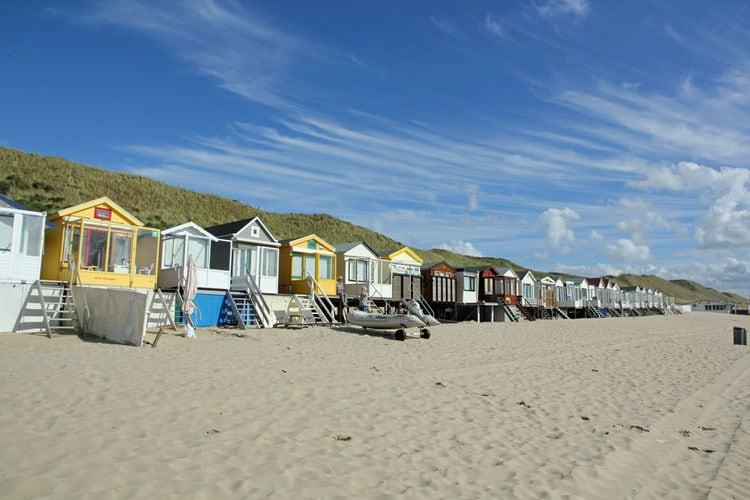 Holland | Zeeland | Holiday home Beachhouse Bij de Boompjes | all year | ExteriorSummer