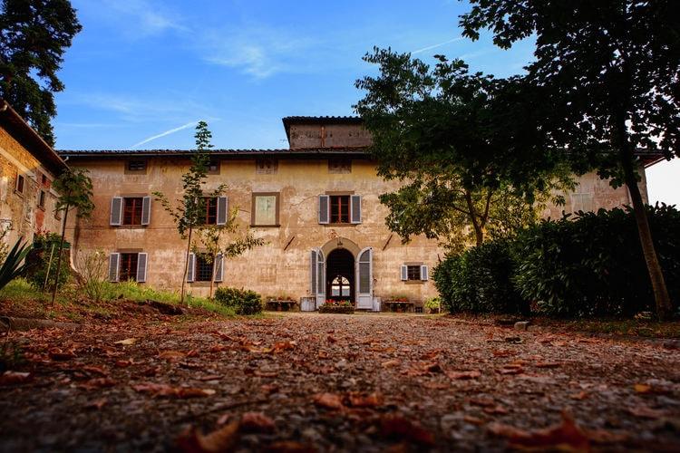 Vakantiehuizen Italie | Toscana | Boerderij te huur in Rufina met zwembad  met wifi 8 personen