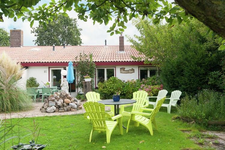 vakantiehuis Nederland, Noord-Holland, Schoorl vakantiehuis NL-5339-01
