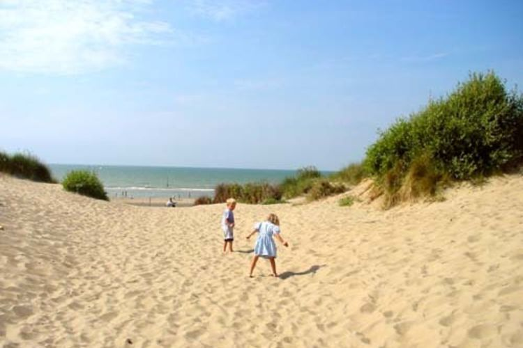 Holland | North Sea Coast North | Holiday home Strandzicht I | all year | AreaSummer5KM