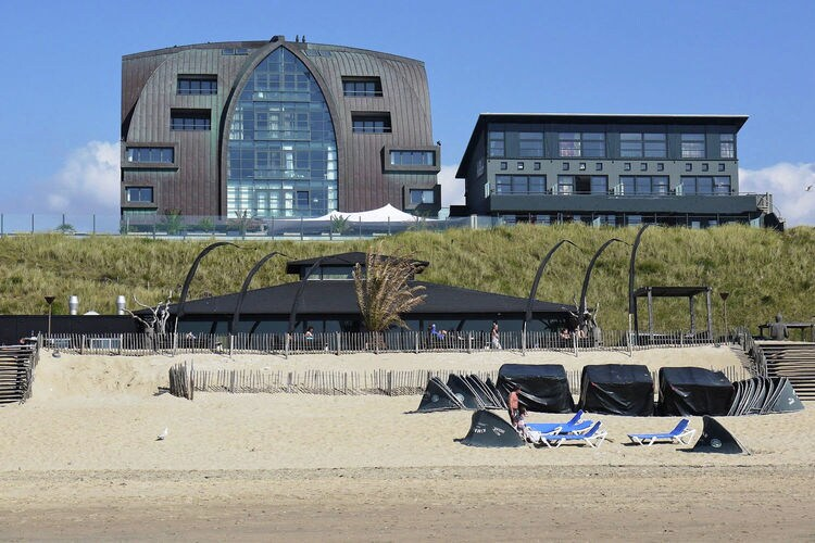 Holland | North Sea Coast North | Holiday home Beach Style Bloemendaal - Beach | all year | ExteriorSummer