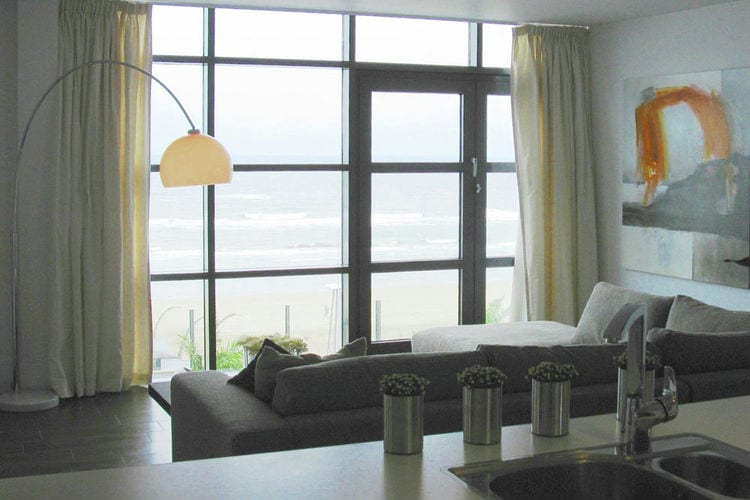 Holland | North Sea Coast North | Holiday home Beach Style Bloemendaal - Beach | all year | LivingRoom