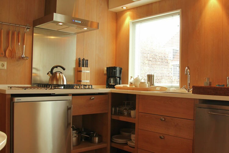 Holland | North Sea Coast North | Holiday home De Ronde O | all year | Kitchen
