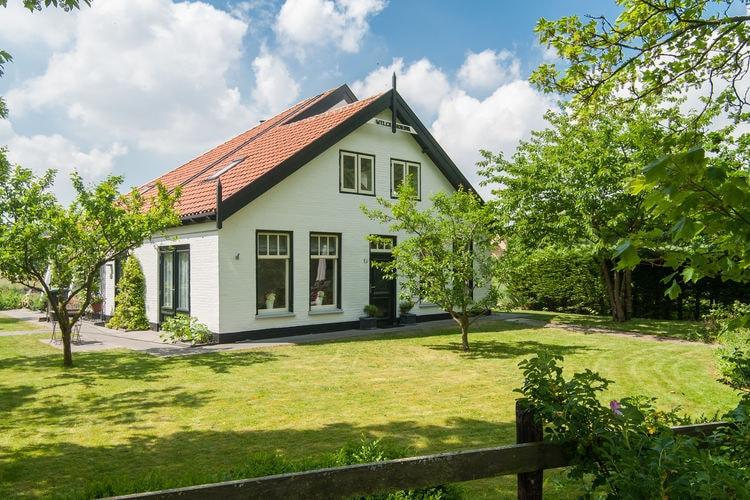Vakantiehuizen Nederland | Noord-Holland | Vakantiehuis te huur in Schoorl   met wifi 2 personen
