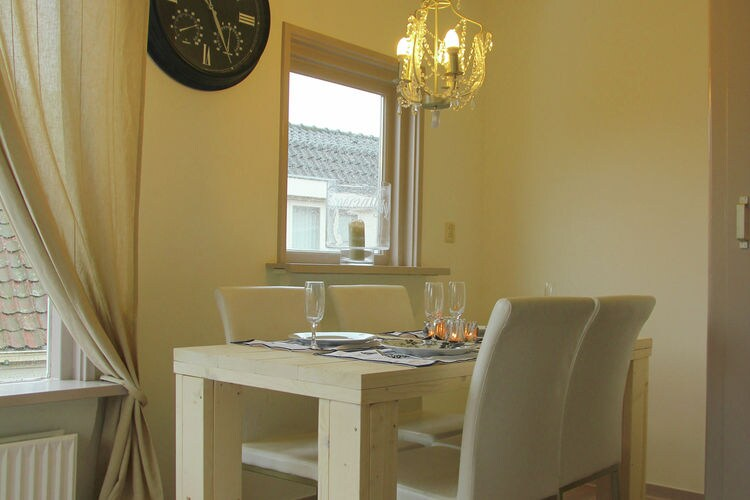Holland | North Sea Coast North | Holiday home Zilt | all year | DiningRoom