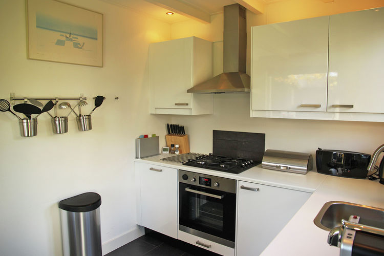Holland | North Sea Coast North | Holiday home White Court | all year | Kitchen