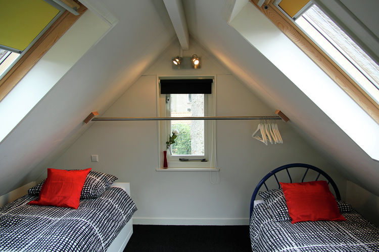 Holland | North Sea Coast North | Holiday home White Court | all year | BedRoom