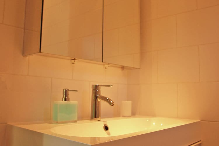 Holland | North Sea Coast North | Holiday home White Court | all year | BathRoom