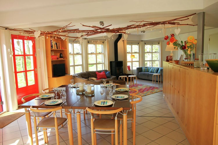 Holland | North Sea Coast South | Holiday home Het Houten Huis | all year | DiningRoom