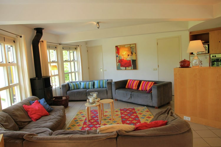Holland | North Sea Coast South | Holiday home Het Houten Huis | all year | LivingRoom