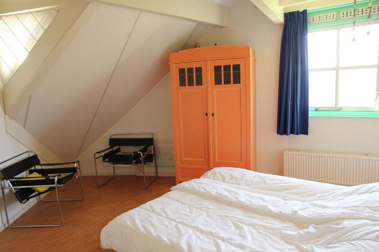 Holland | North Sea Coast South | Holiday home Het Houten Huis | all year | BedRoom