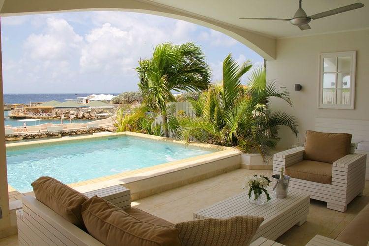 Villa Curacao, , Mambo Beach - Seaquarium Villa CW-00104-01