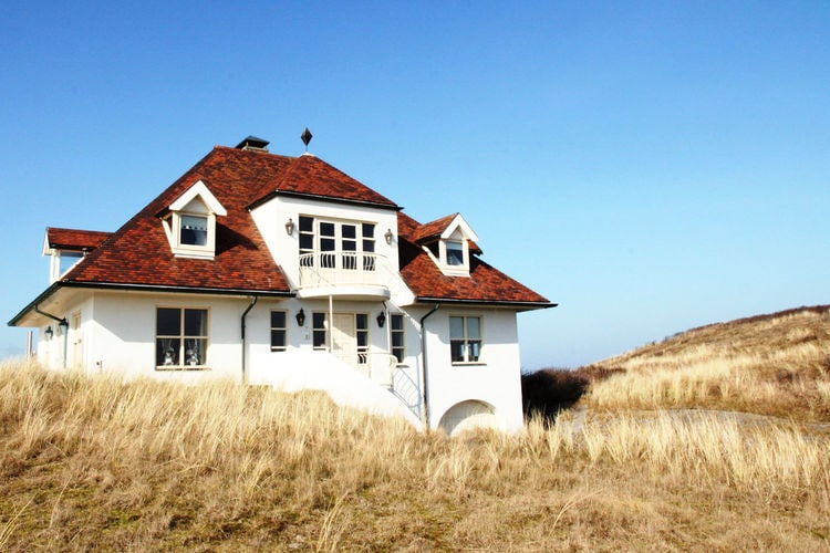 Holland | Wad Islands | Holiday home Duintrots | all year | ExteriorSummer