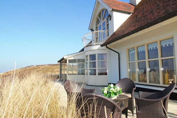 Holland | Wad Islands | Holiday home Duintrots | all year | TerraceBalcony