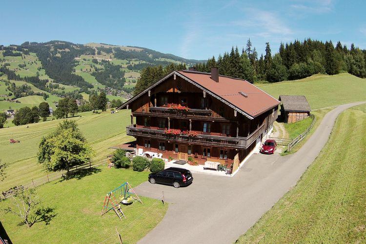 Appartement Oostenrijk, Tirol, Brixen im Thale Appartement AT-6364-105