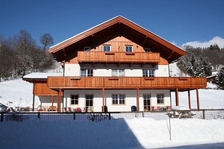 Dorfblick Maria Alm - Apartment - Exterior - Winter