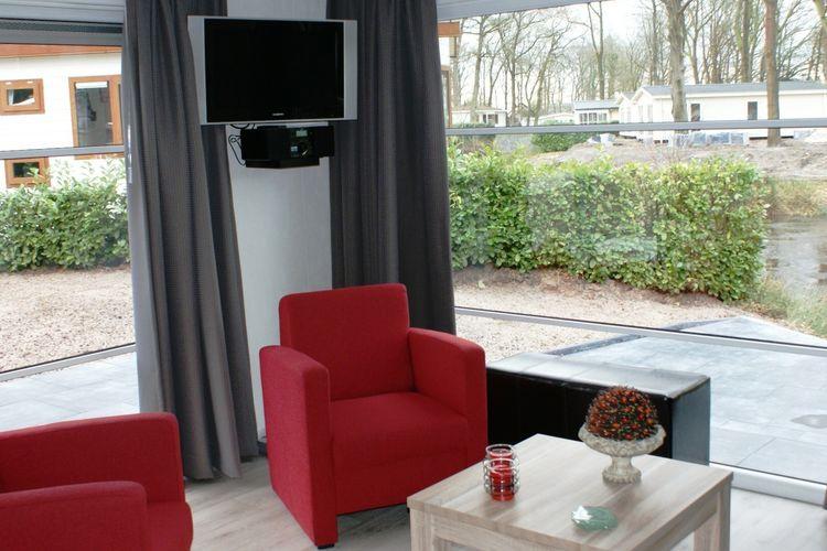 Chalet Nederland, Overijssel, De Bult - Steenwijk Chalet NL-8346-24
