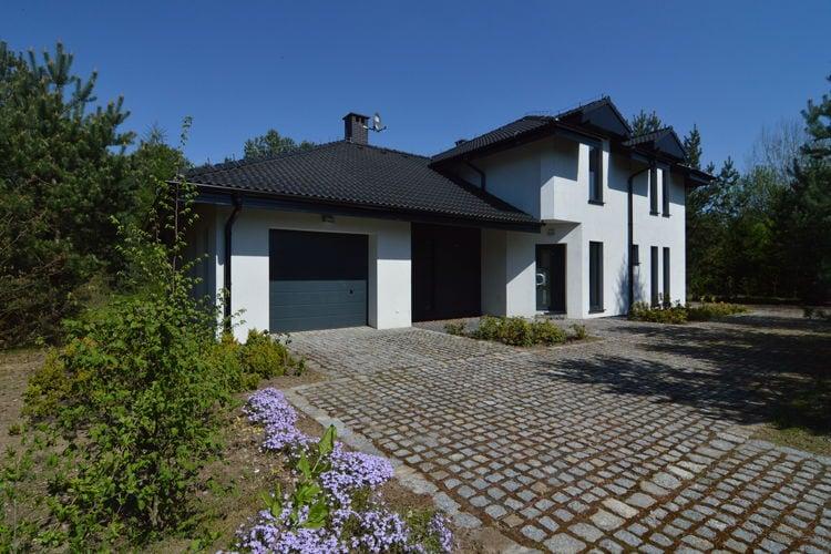 Vakantiehuizen Polen | Wepo | Villa te huur in Borne-Sulinowo   met wifi 8 personen