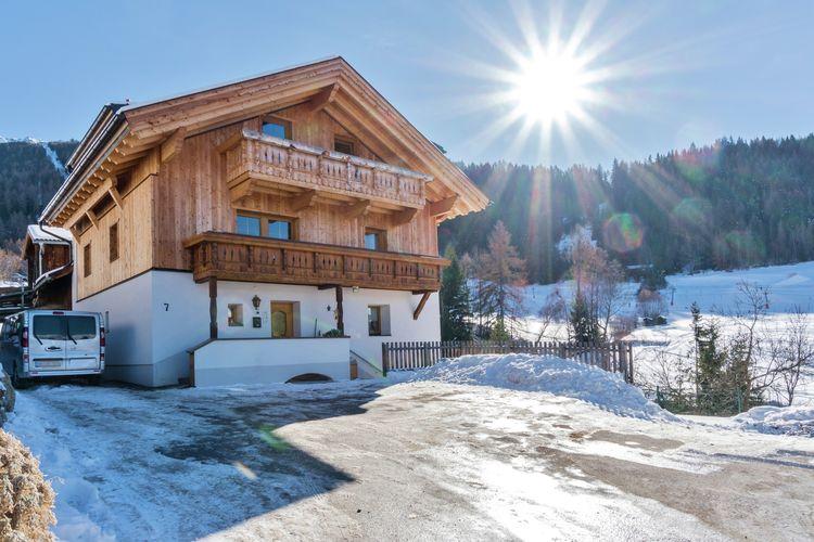 Vakantiehuizen Oostenrijk | Tirol | Appartement te huur in Fendels    4 personen