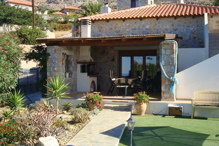 Griekenland | Kreta | Villa te huur in Agia-Paraskevi met zwembad  met wifi 4 personen