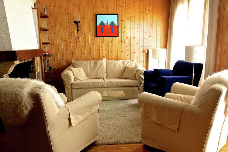 Appartement Zwitserland, Jura, La Tzoumaz Appartement CH-1918-55
