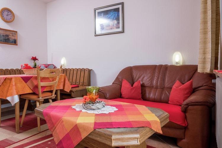 Vakantiehuizen Duitsland | Baden-Wurttemberg | Appartement te huur in Herrischried   met wifi 2 personen