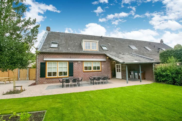 Vakantiehuizen Nederland | Noord-Brabant | Vakantiehuis te huur in Diessen   met wifi 12 personen