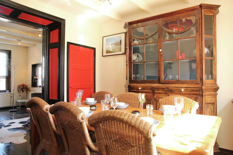 Holland | North Sea Coast North | Holiday home Bergen Centre | all year | DiningRoom