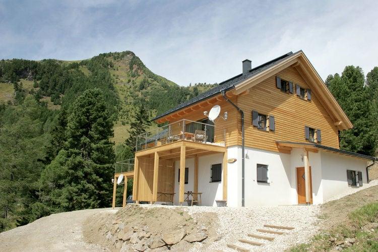 Vakantiehuis  met wifi  Turracherhöhe  Sterre