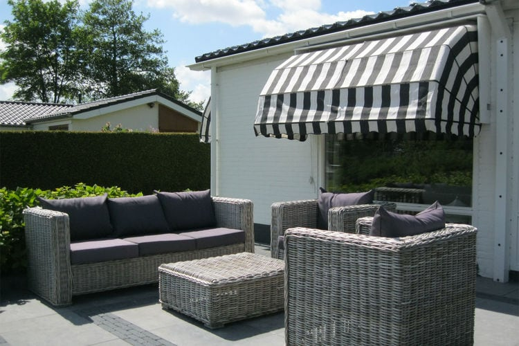 Holland | Friesland | Holiday home River Side | all year | TerraceBalcony