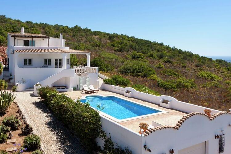 Portugal   Algarve   Villa te huur in Goldra-de-Baixo met zwembad  met wifi 8 personen