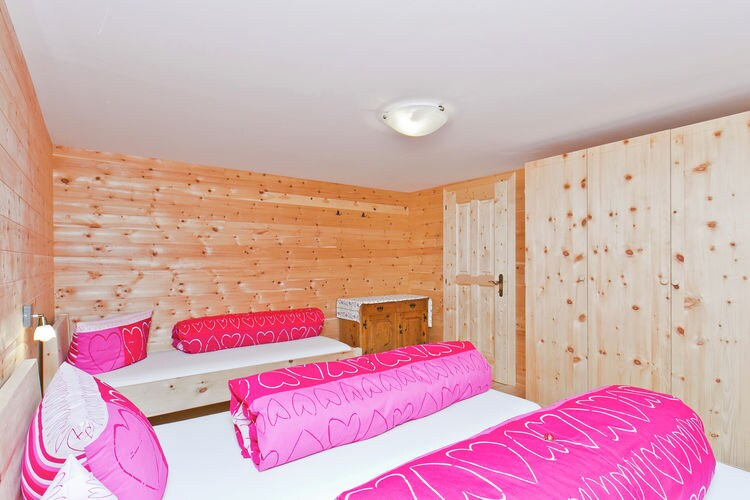 Appartement Oostenrijk, Tirol, Fendels Appartement AT-6528-03