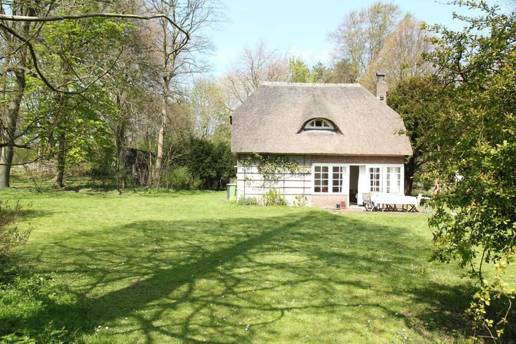 Holland | North Sea Coast South | Holiday home Tuinhuis Water en Duinen 4 pers | all year | ExteriorSummer