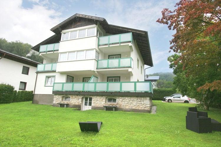 Oostenrijk | Salzburg | Appartement te huur in Sankt-Wolfgang-im-Salzkammergut   met wifi 4 personen