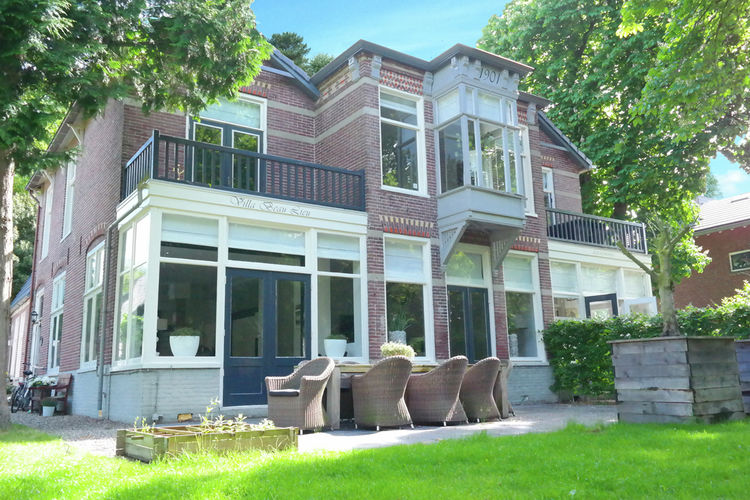 Holland | North Sea Coast North | Holiday home 't Torentje | all year | ExteriorSummer