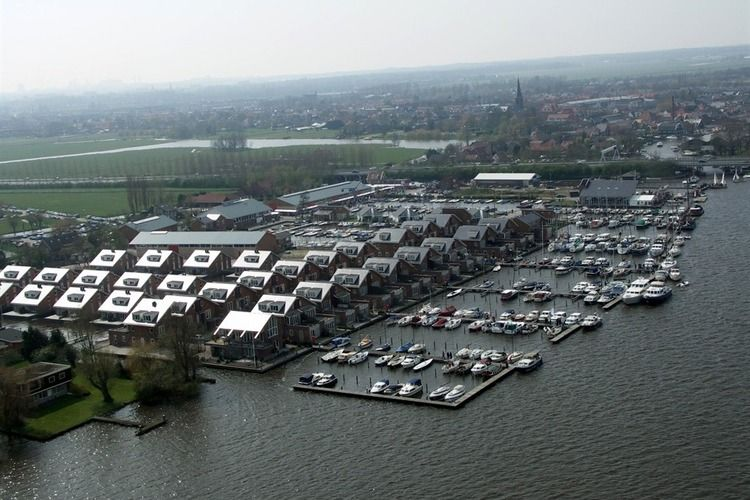 Holland | North Sea Coast North | Holiday home Waterpark de Meerparel - Lake Boathouse | all year | AreaSummer1KM