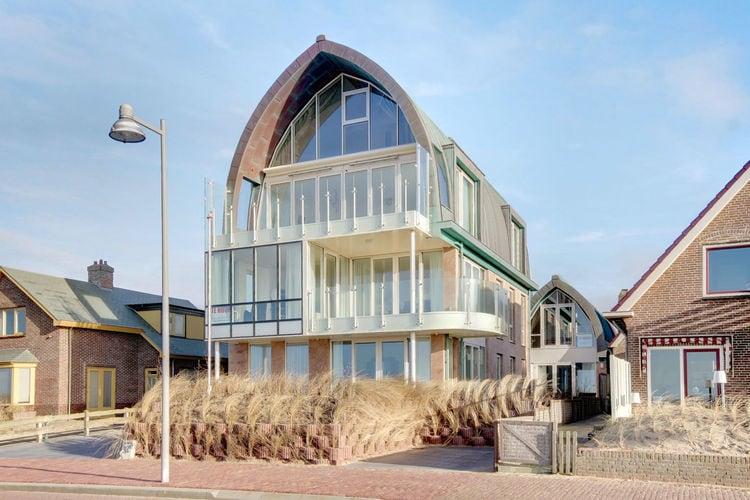 Appartement  met wifi   NederlandDe ZeeParel Sea Crab