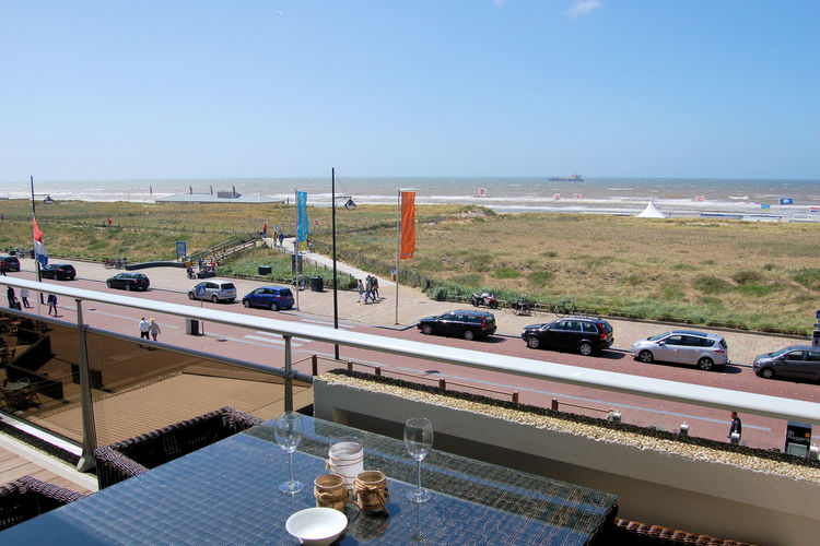 Appartement  met wifi  Zuid-HollandZeearend Boulevard