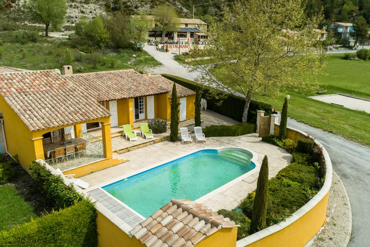 Castellane Vakantiewoningen te huur Les Romarins 10