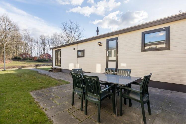 Vakantiehuizen Nederland | Drenthe | Chalet te huur in Gasselternijveen met zwembad  met wifi 6 personen