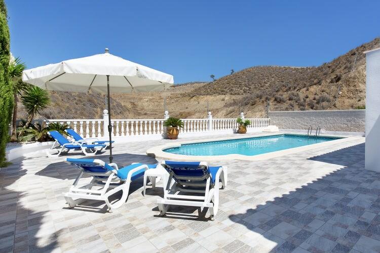 vakantiehuis Spanje, Costa Calida, Mazarron vakantiehuis ES-03357-01