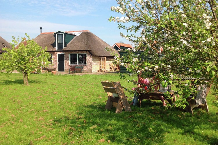 Holland | North Sea Coast North | Holiday home Weideduin | all year | ExteriorSummer