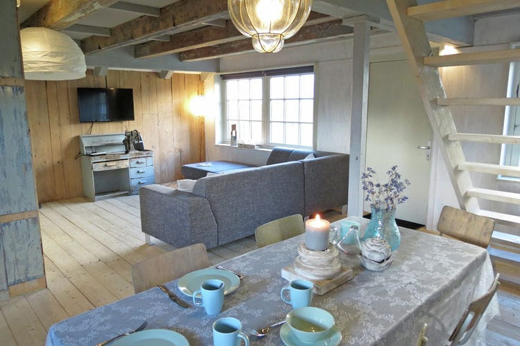 Holland | North Sea Coast North | Holiday home Weideduin | all year | LivingRoom